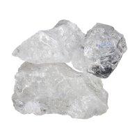 Rohstein Bergkristall, Größe von ca. 50-160...