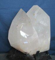 Bergkristall Spitze 162 KG