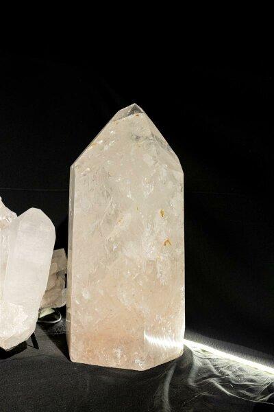 Bergkristall Spitze 123 KG