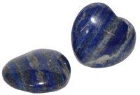Herz Lapis Lazuli, ca. 45 mm x 40 mm