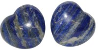 Herzen aus Lapis Lazuli