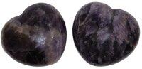 Herzen Amethyst ca. 45 x 40 mm