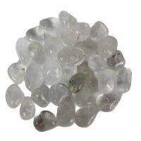 Trommelsteine Bergkristall, ca. 2-4 cm / St.