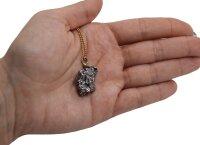 Anhänger Meteorit ca. 9 - 10 g