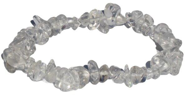 Armband Bergkristall Splitter
