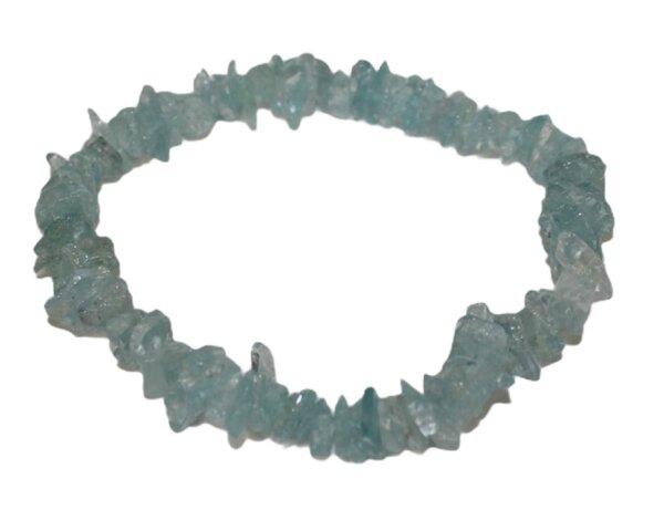 Armband Aquamarin Splitter
