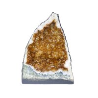 Citrin Geode 23,40 KG