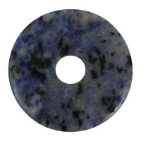 Donut Sodalithquarz, 40 mm