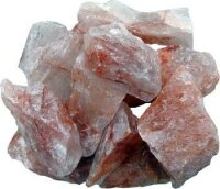 Deko Chips Lachskristall roh, 1 KG