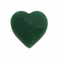 Herz Aventurin grün, Größe S