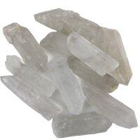 Bergkristall Naturspitzen, Größe 3