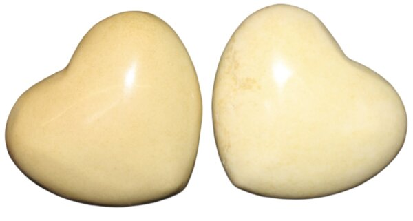 Herz Zitronencrysopras