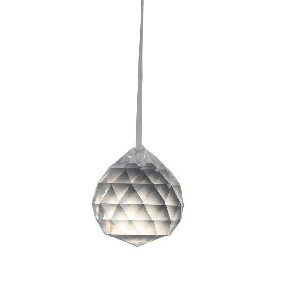 Kristall Kugel 3 cm, Feng Shui