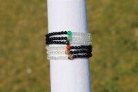 Armbänder Yin Yang, 6er Pack