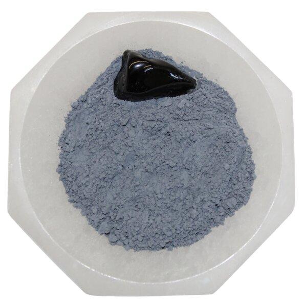 Pulver schwarzer Turmalin, 25 Gramm