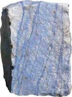 Blauquarz roh 204 kg