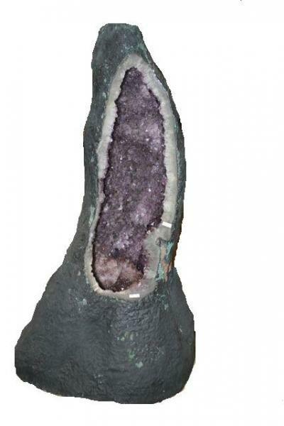 Amethystgeode 375 KG