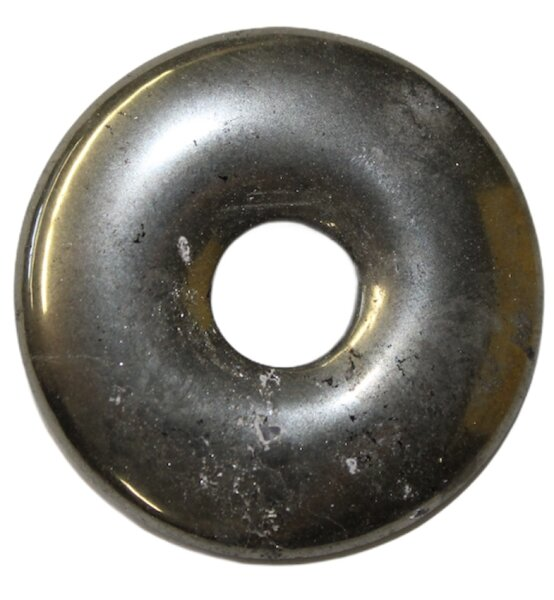 Donut Pyrit, 30 mm