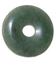 Edelstein Donut Aventurin, 30 mm
