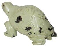 Gravur Schildkröte aus Serpentin